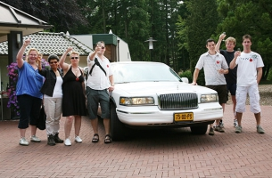 Limousine Dropping